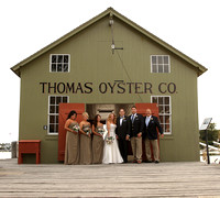 Stacey & Mike Wedding @ Mystic Seaport