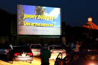Jimmy Buffett at the Drive In 2014